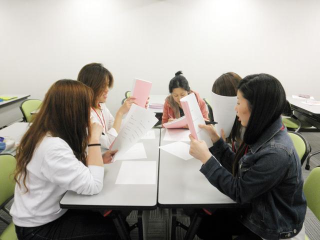 助産学科グループワーク2