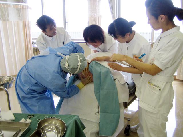 助産学科・演習2